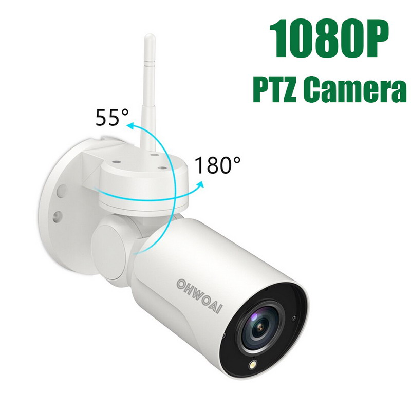 Video Surveillance Home PTZ Camera